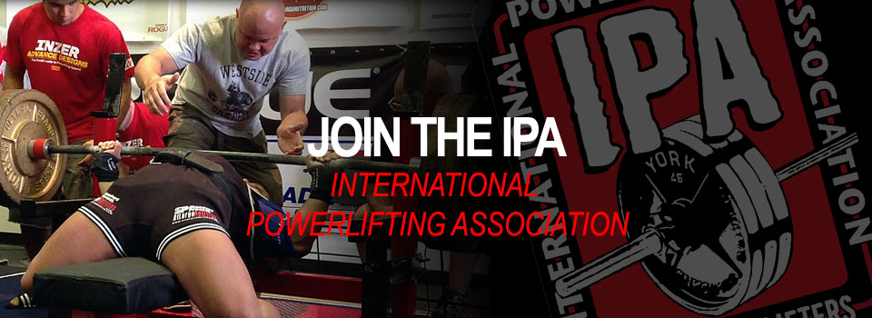 Join the IPA